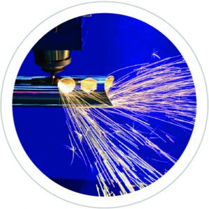 Pipe laser cutting