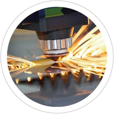 Ferrotec corte laser chapa